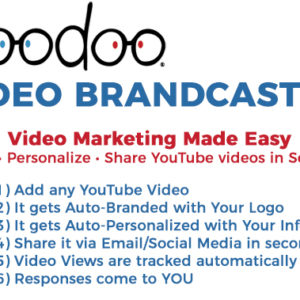Video Brandcaster Features